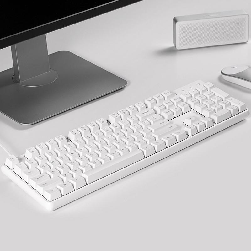 Xiaomi Ymi 104 Keys Cherry Shaft Mechanical Work Gaming Keyboard (2)