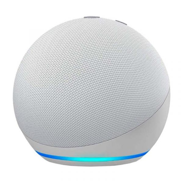 Amazon Echo Dot 4th Gen Smart Speaker With Alexa White (2)