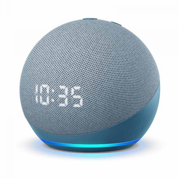 Amazon Echo Dot 4th Gen With Clock (1)