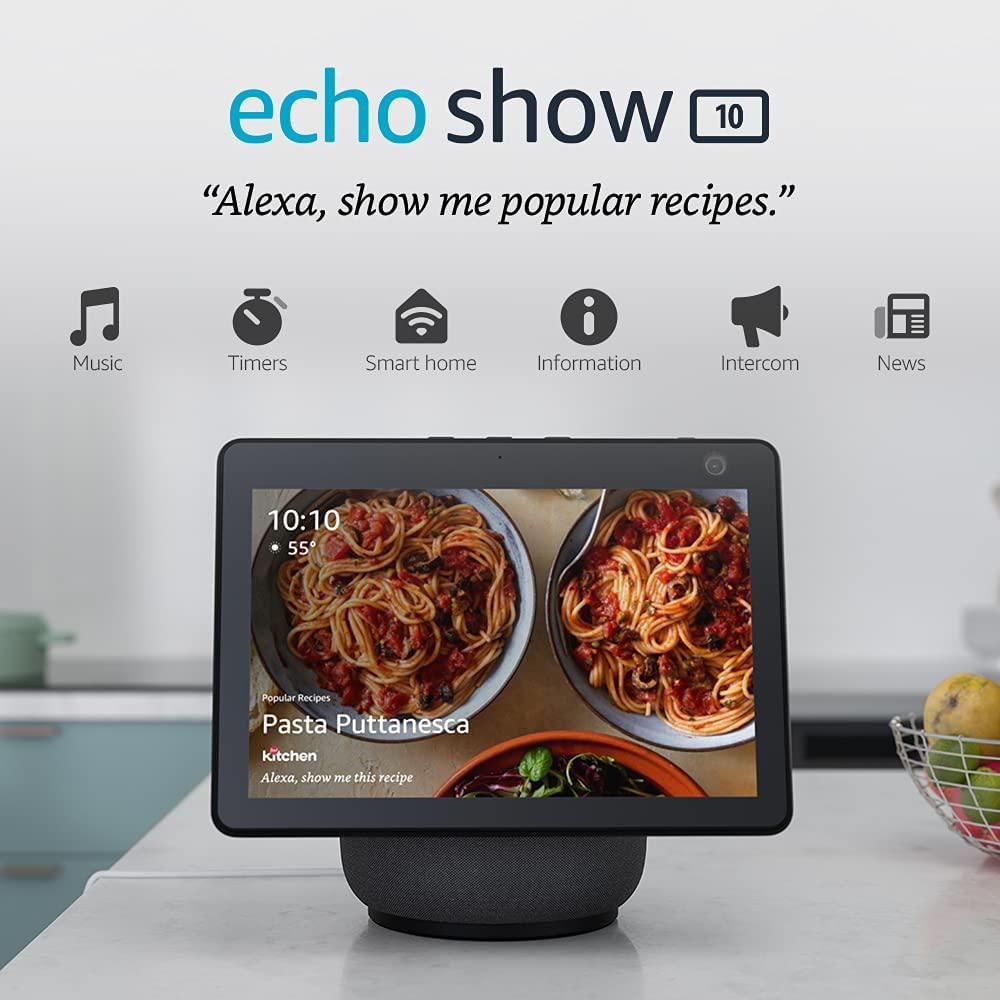 Amazon Echo Show 10 Hd Smart Display With Motion And Alexa 3rd Gen (4)