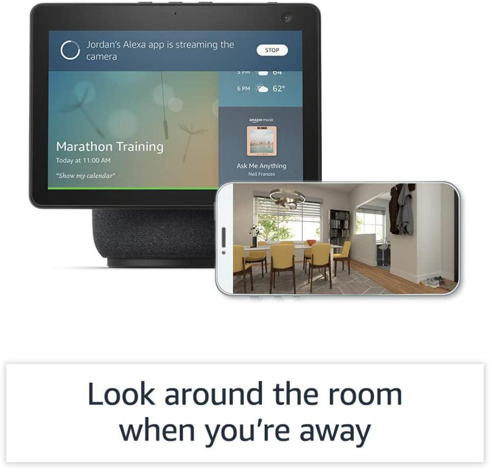 Amazon Echo Show 10 Hd Smart Display With Motion And Alexa 3rd Gen (5)