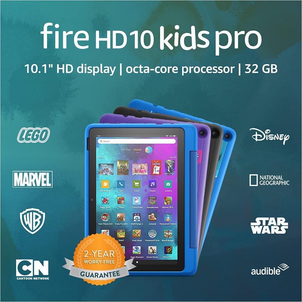 Amazon Fire Hd 10 Kids Pro Tablet (2)