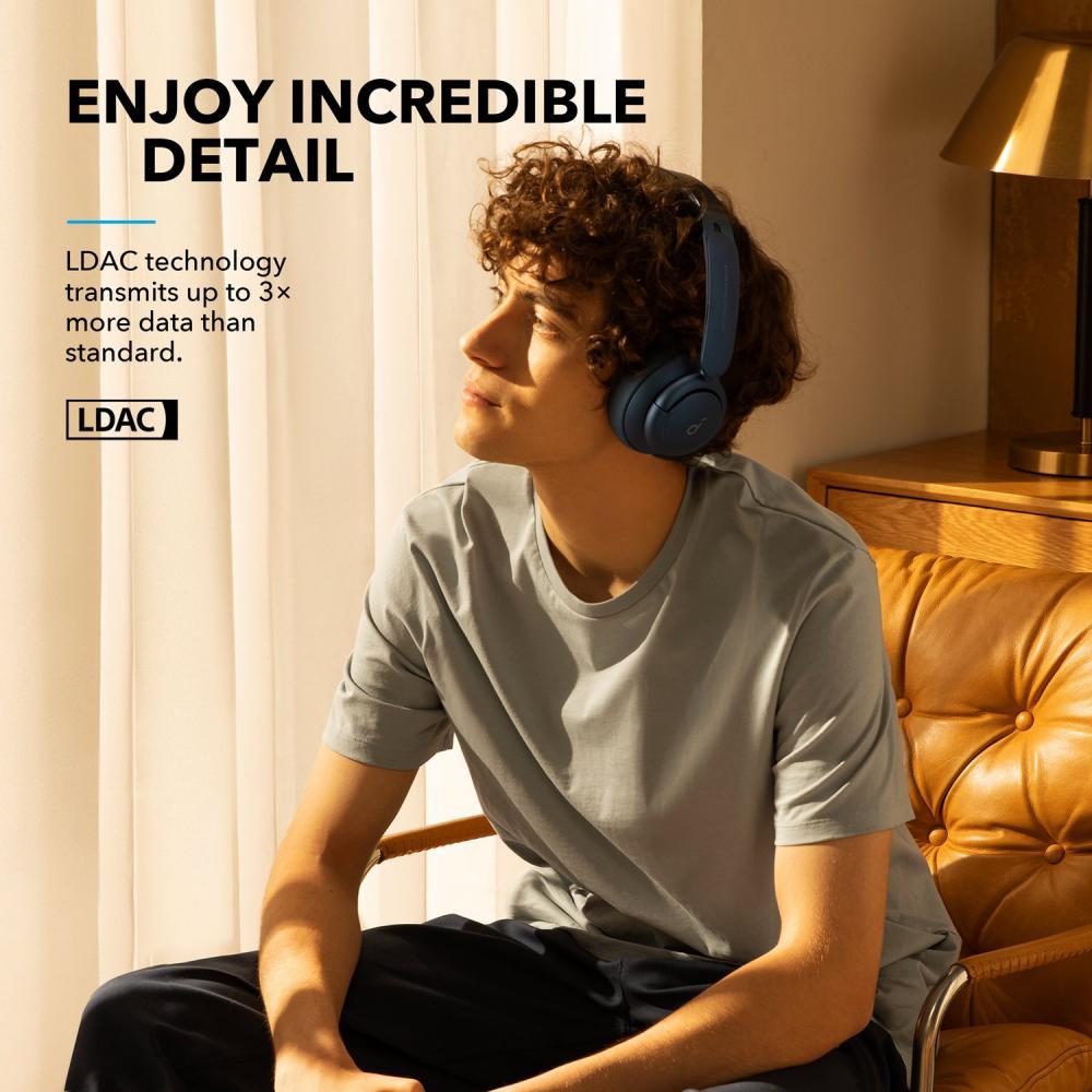 Anker Life Q35 Multi Mode Active Noise Cancelling Headphones (2)