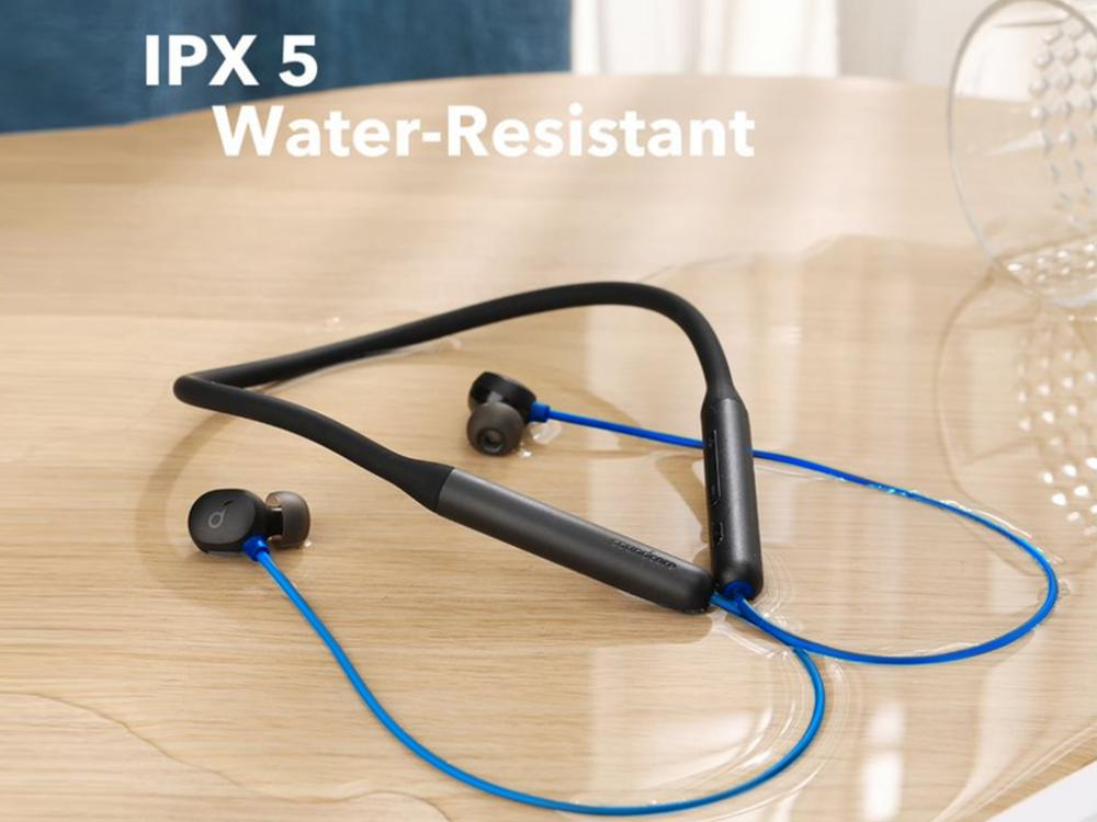 Anker Soundcore R500 Wireless Neckband Blue (3)