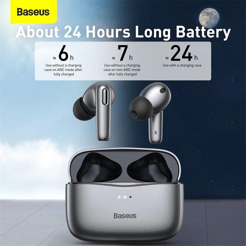 Baseus Simu S2 Anc True Wireless Earphones (3)