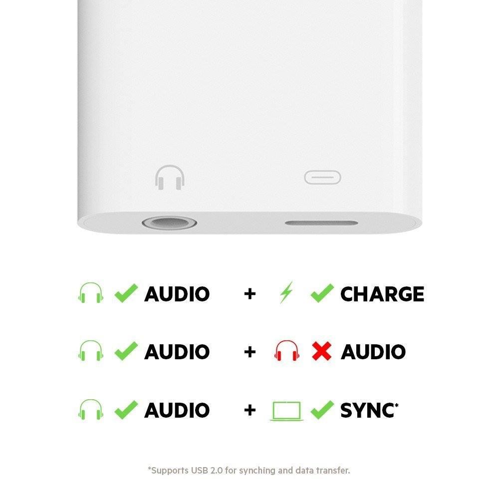 Belkin 3 5 Mm Audio Charge Rockstar Converter (4)