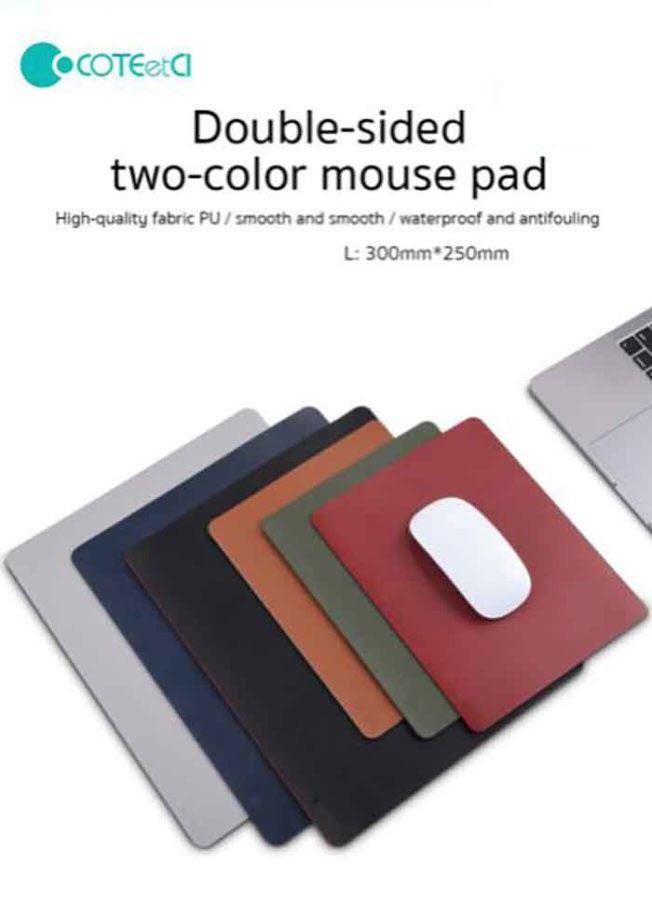 Coteetci Double Colors Mouse Pad (2)