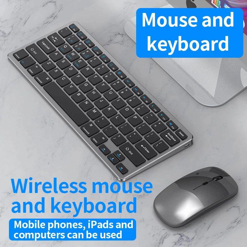 Coteetci Wireless Mouse Keyboard Set (1)