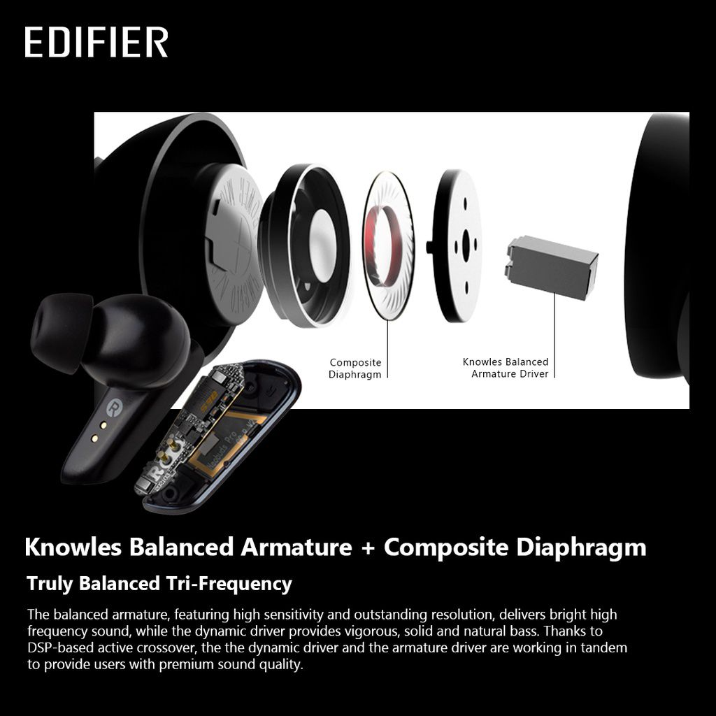 Edifier Neobuds Pro Hires Certified Anc Earbuds (8)