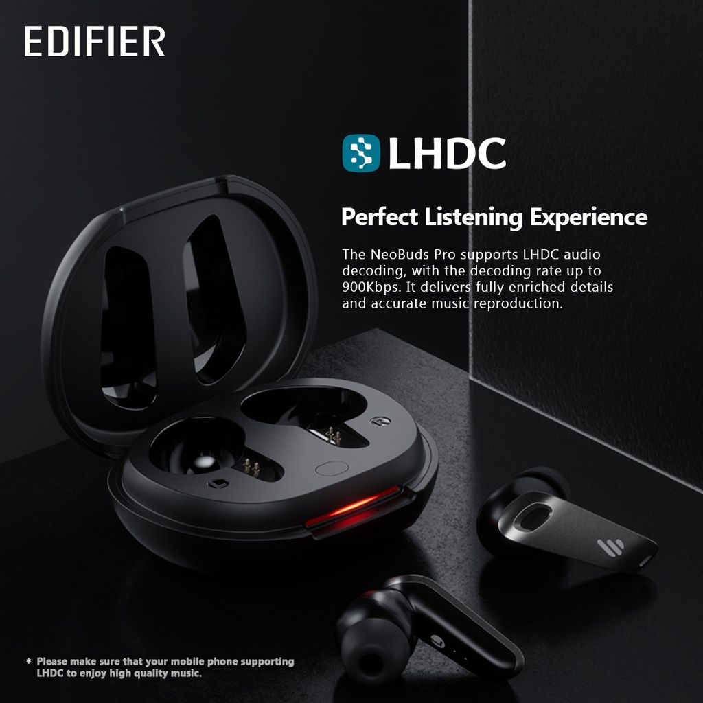 Edifier Neobuds Pro Hires Certified Anc Earbuds (9)