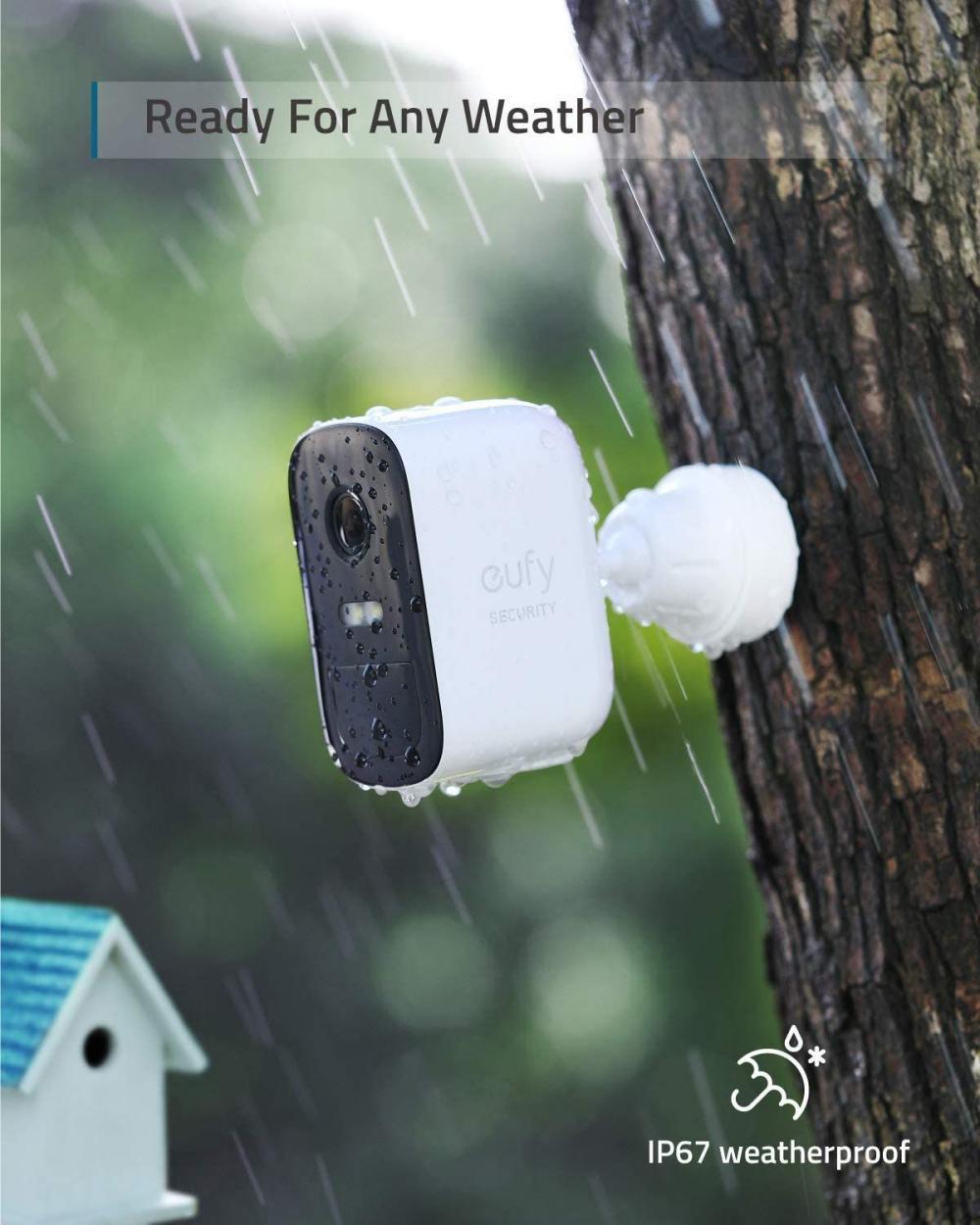 Eufy Eufycam 2c Wireless Home Security Camera System 1080p (2)
