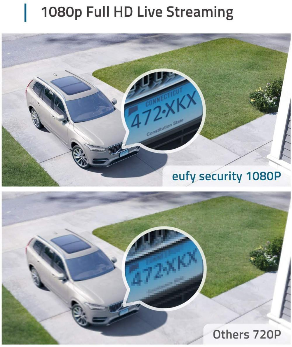 Eufy Eufycam 2c Wireless Home Security Camera System 1080p (5)