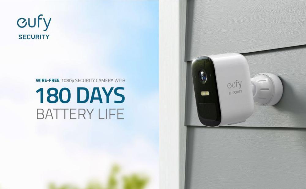 Eufy Eufycam 2c Wireless Home Security Camera System 1080p (6)