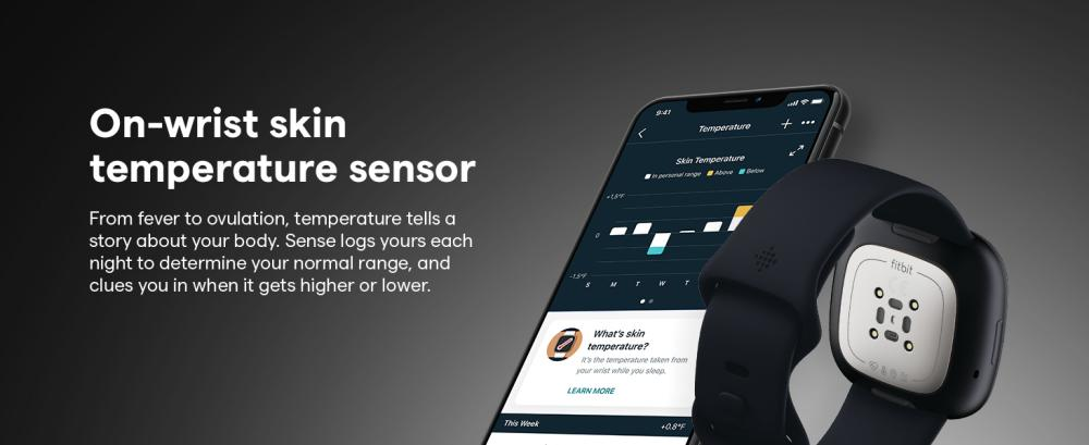 Fitbit Sense Advanced Smartwatch With Tools (5)