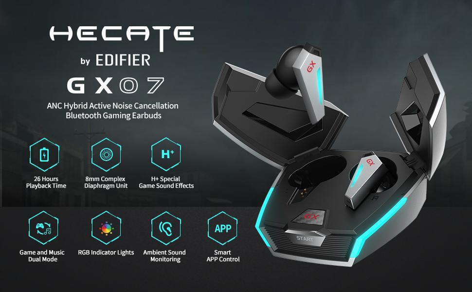 Hecate Gx07 True Wireless Gaming Earbuds (4)