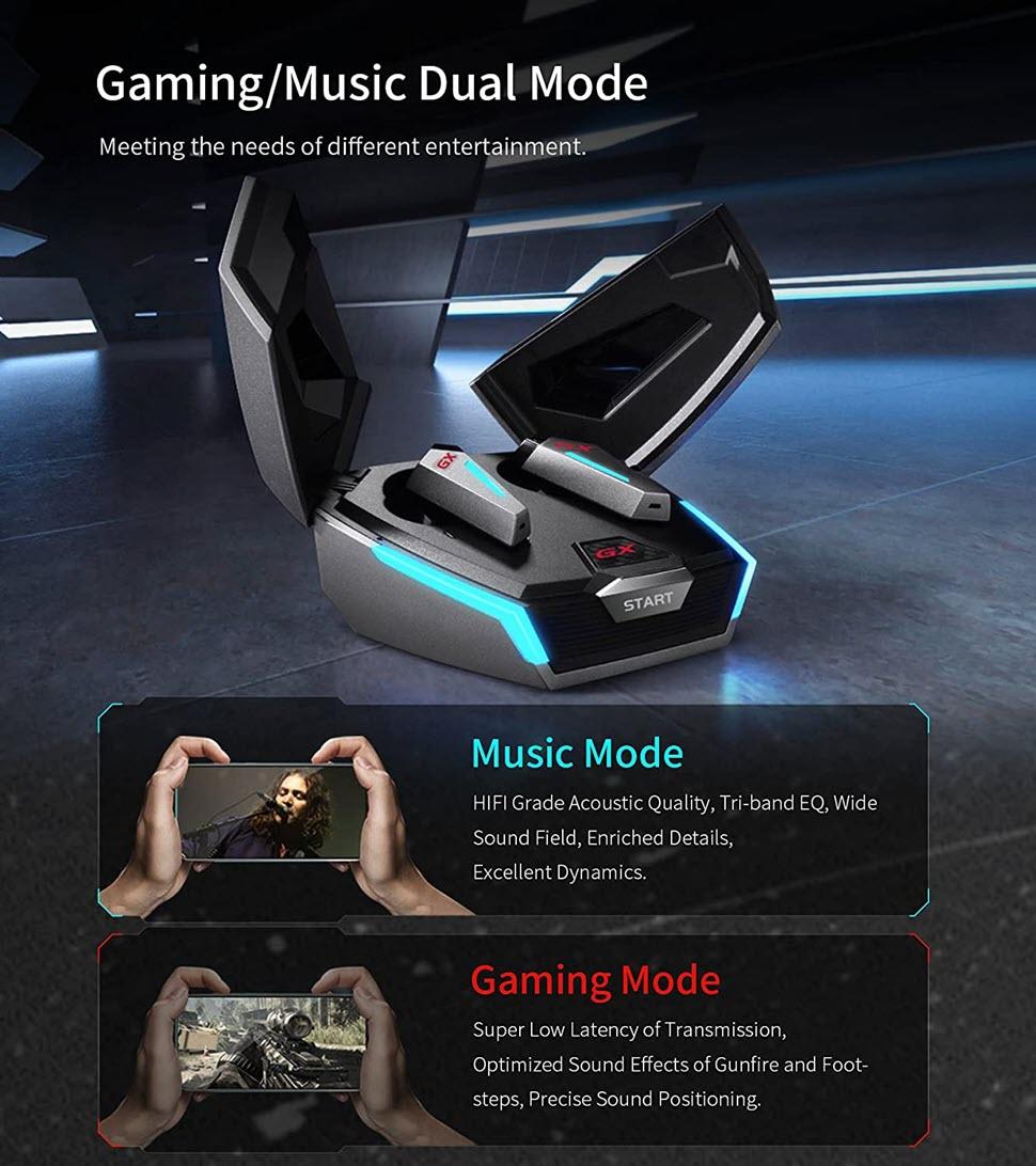 Hecate Gx07 True Wireless Gaming Earbuds (6)