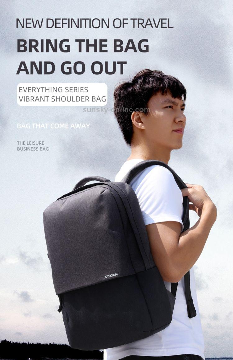 Joyroom Jr Bp593 Backpack Double Shoulder Bag (2)