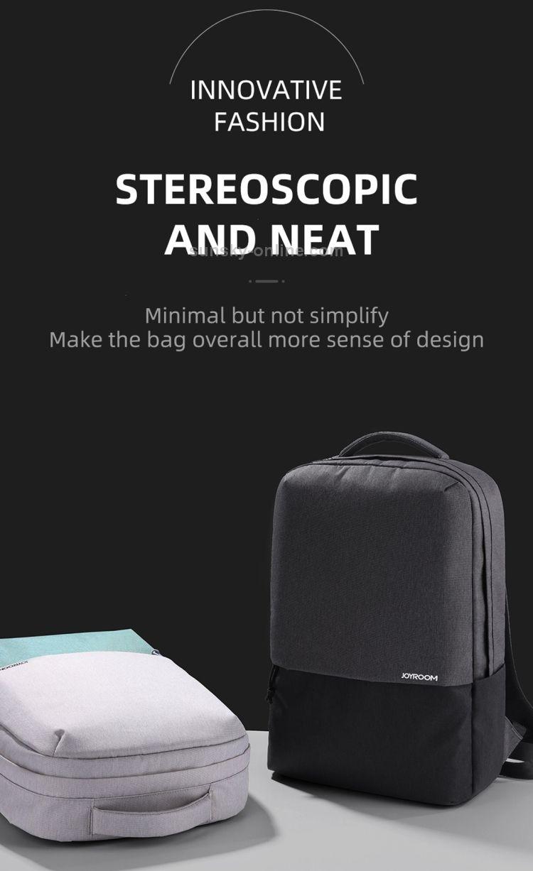 Joyroom Jr Bp593 Backpack Double Shoulder Bag (3)