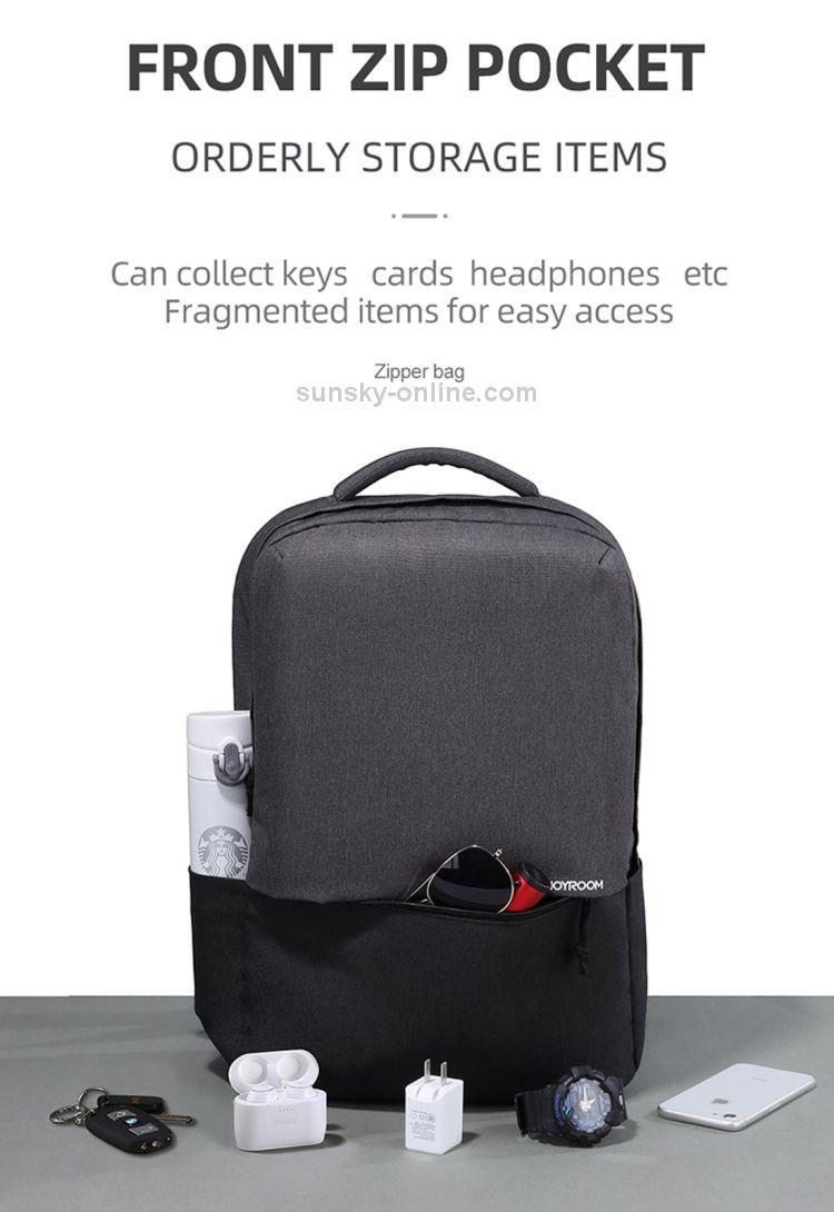 Joyroom Jr Bp593 Backpack Double Shoulder Bag (5)