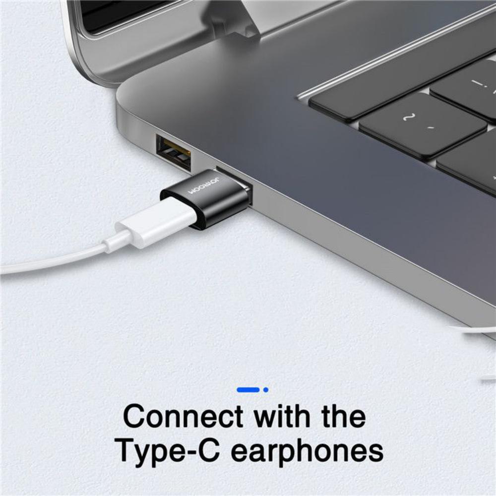 Joyroom S H152 Usb To Type C Otg Adapter Converter (4)