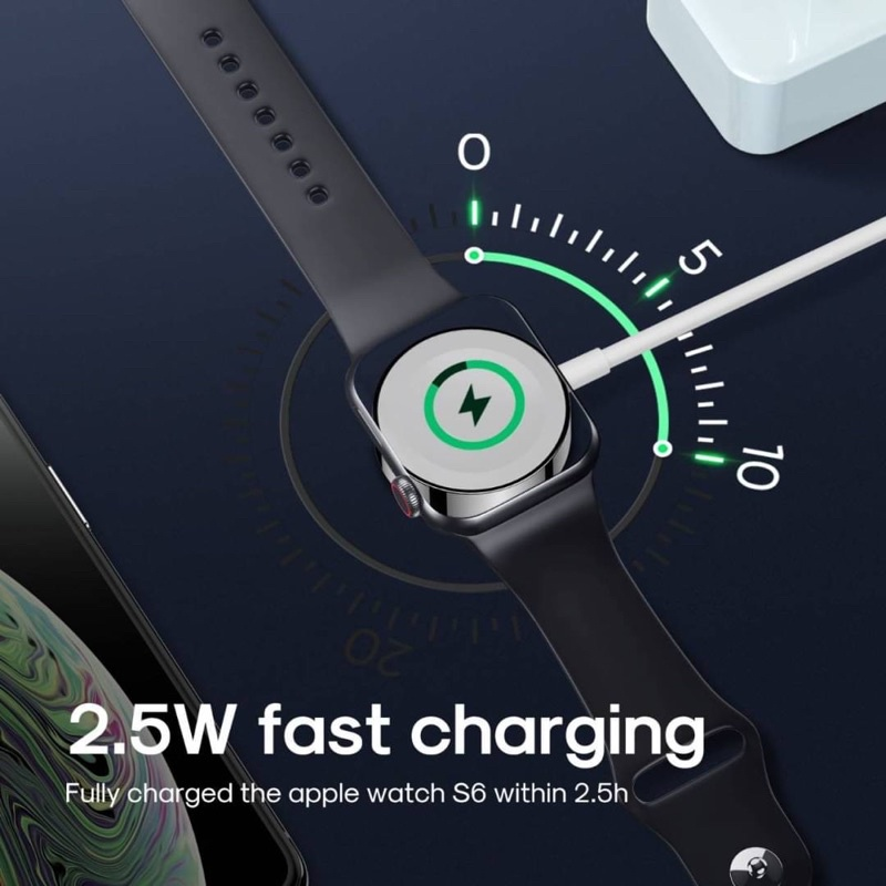 Joyroom S Iw003s Magnetic Charging Cable For Apple Watch (3)