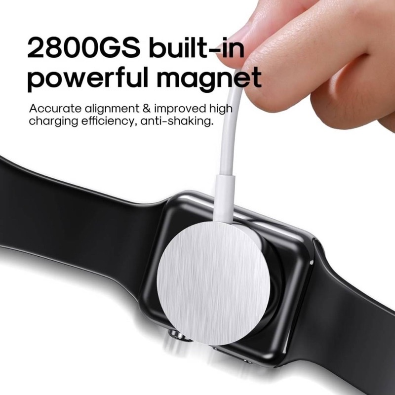 Joyroom S Iw003s Magnetic Charging Cable For Apple Watch (5)