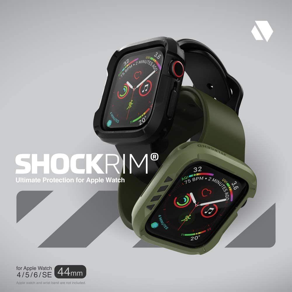 Jtlegend Shockrim Case Apple Watch Series 6 5 4 Se 44mm (2)