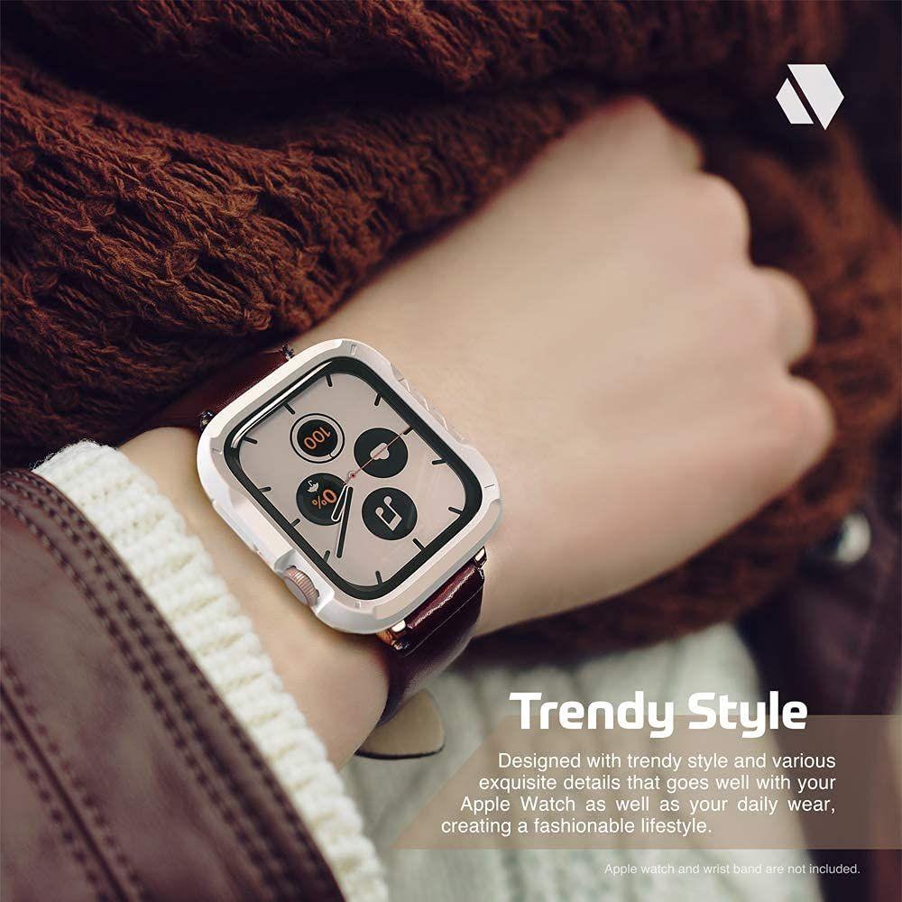 Jtlegend Shockrim Case Apple Watch Series 6 5 4 Se 44mm (3)