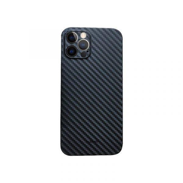 K Doo Air Carbon Fiber Pattern Ultra Slim Case For Iphone 12 12 Mini 12 Pro 12 Pro Max (1)