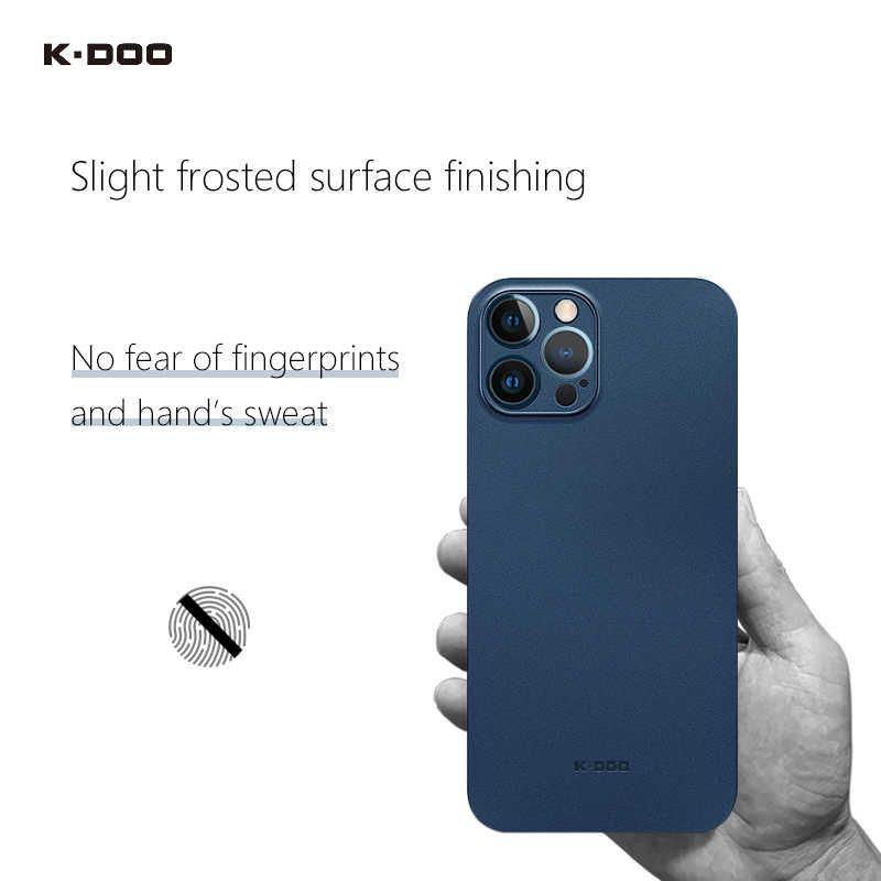 K Doo Air Skin Ultra Slim Back Cover Case For Iphone 12 12 Mini 12 Pro 12 Pro Max (5)