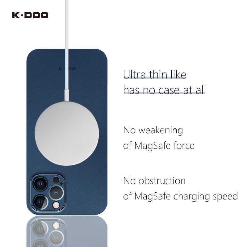 K Doo Air Skin Ultra Slim Back Cover Case For Iphone 12 12 Mini 12 Pro 12 Pro Max (6)