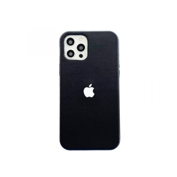 Leather Led Case With Magsafe Charging For Iphone 12 12pro 12 Pro Max (1)