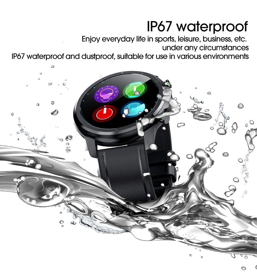 Lemfo Lf26 Smart Watch Ip67 Waterproof (1)