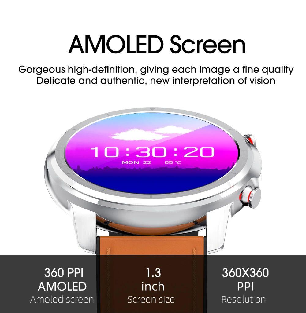 Lemfo Lf26 Smart Watch Ip67 Waterproof (10)
