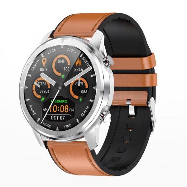 Lemfo Lf26 Smart Watch Ip67 Waterproof (14)