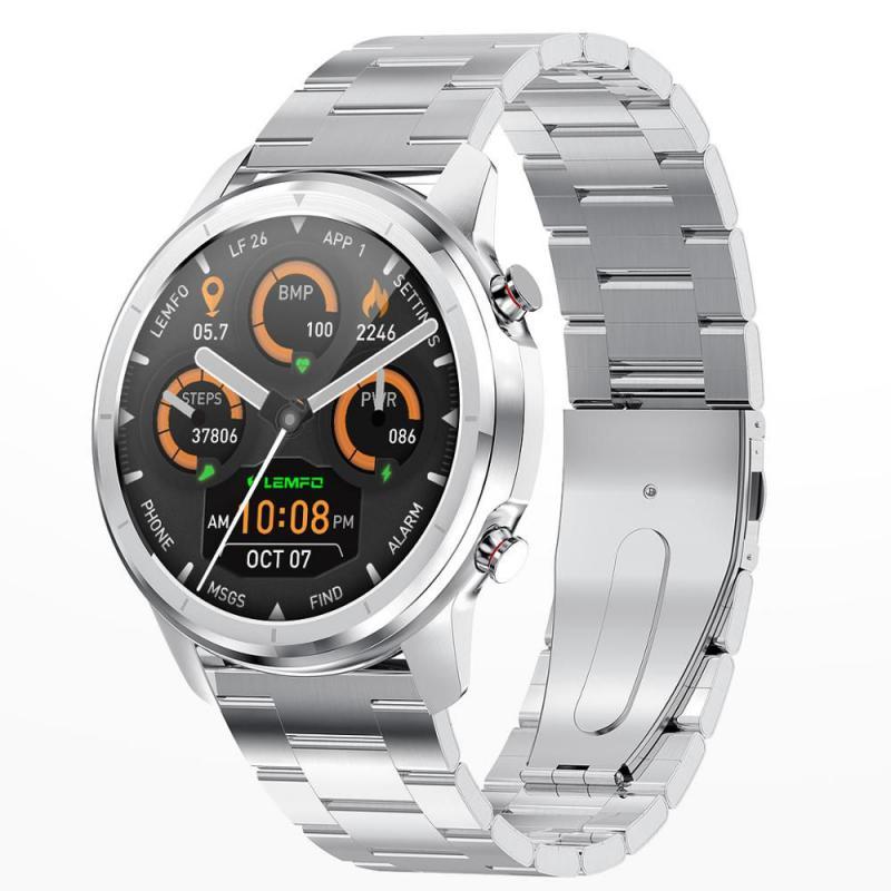 Lemfo Lf26 Smart Watch Ip67 Waterproof (15)