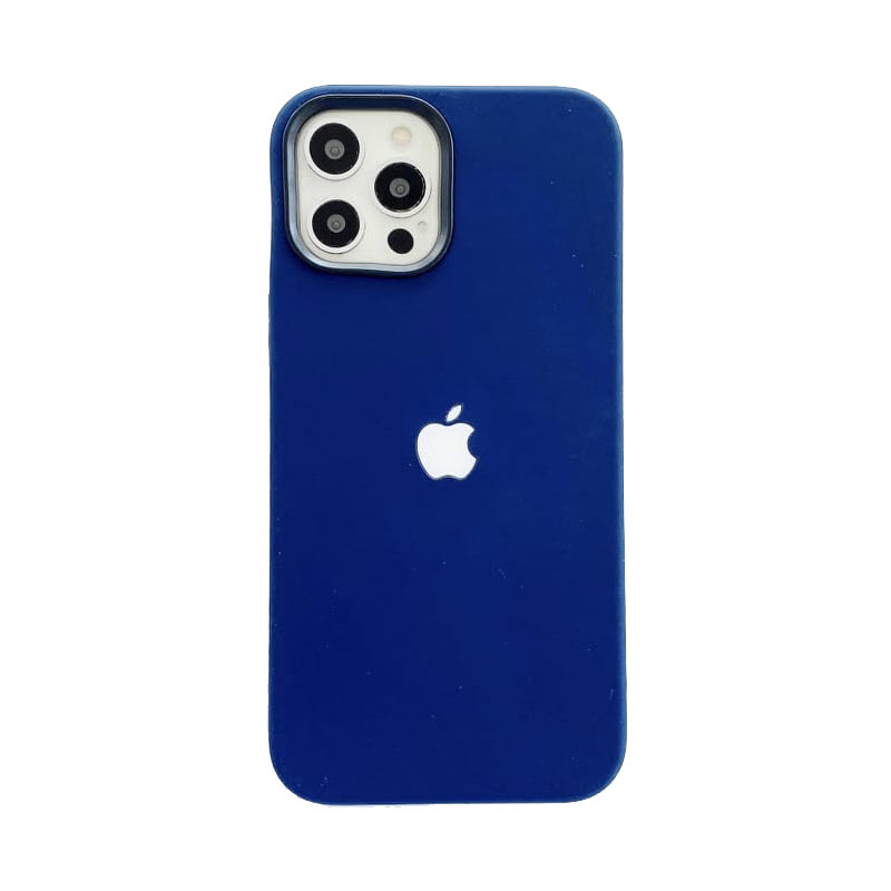 Liquid Silicone Led Case With Magsafe Charging For Iphone 12 12pro 12 Pro Max (2)