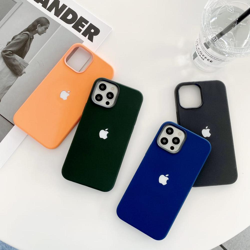 Liquid Silicone Led Case With Magsafe Charging For Iphone 12 12pro 12 Pro Max (5)