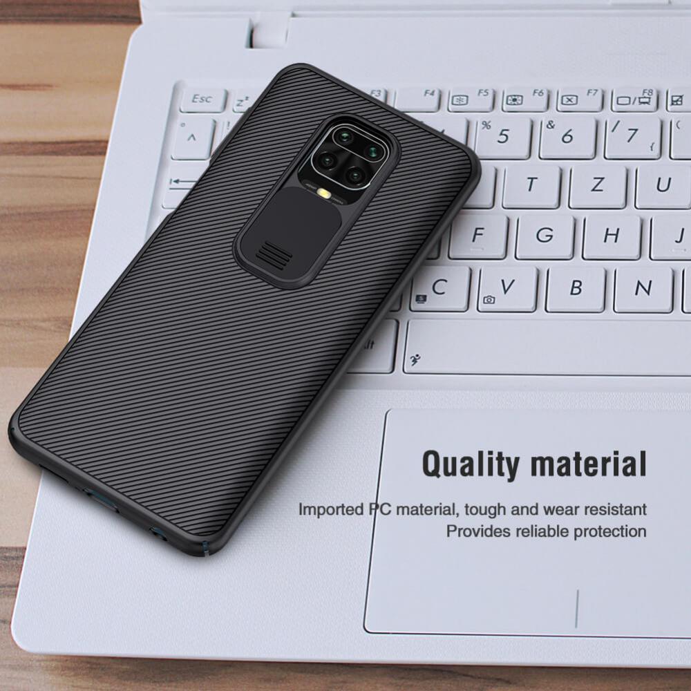 Nillkin Camshield Pro Cover Case For Xiaomi Redmi Note 9 9 Pro 9 Pro Max 10 10 Pro 10 Pr ( (5)