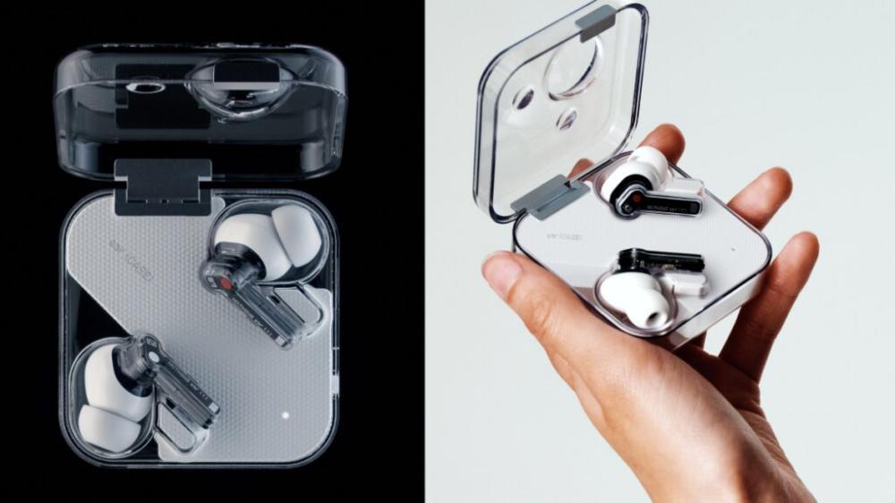 Nothing Ear 1 True Wireless Earbuds (1)