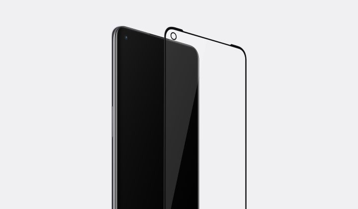 Oneplus 9r 3d Tempered Glass Screen Protector Tempered Glass (3)