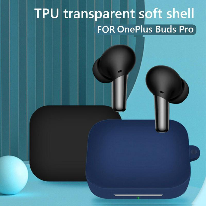 Oneplus Buds Pro Silicone Protective Case (5)