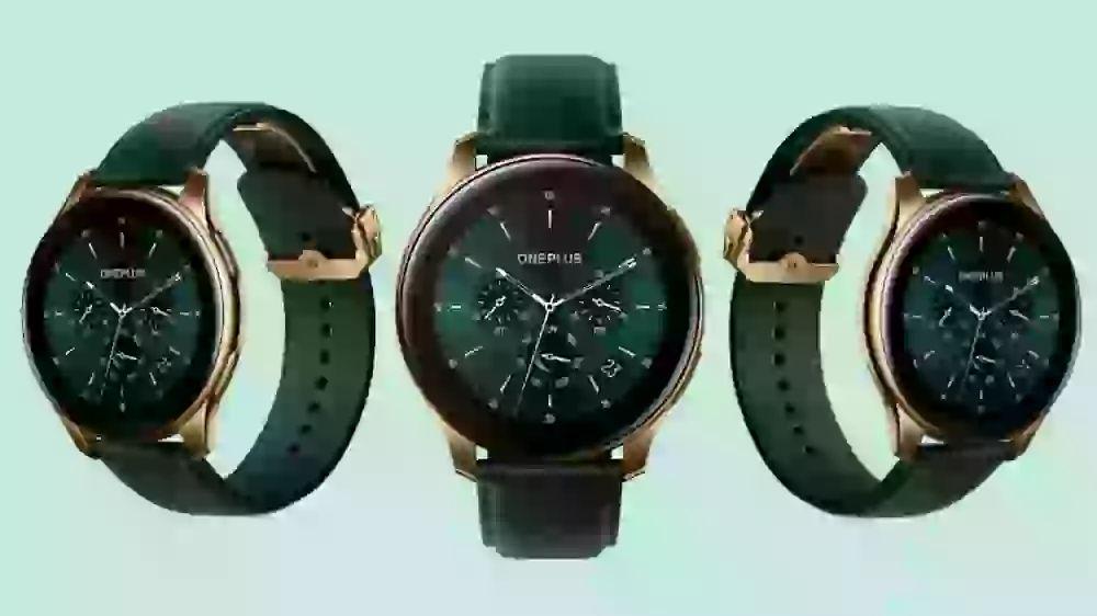 Oneplus Watch Cobalt Limited Edition (1) 1