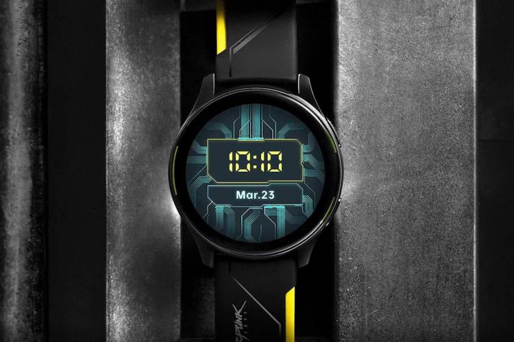 Oneplus Watch Cyberpunk 2077 Limited Edition (4)