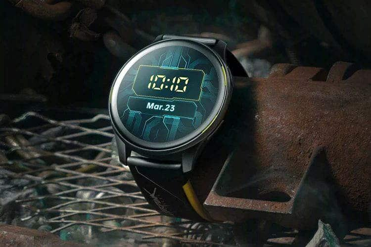 Oneplus Watch Cyberpunk 2077 Limited Edition (5)