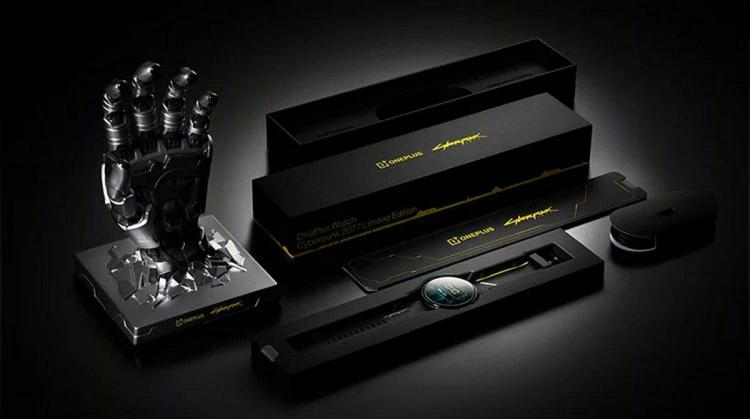 Oneplus Watch Cyberpunk 2077 Limited Edition (6)