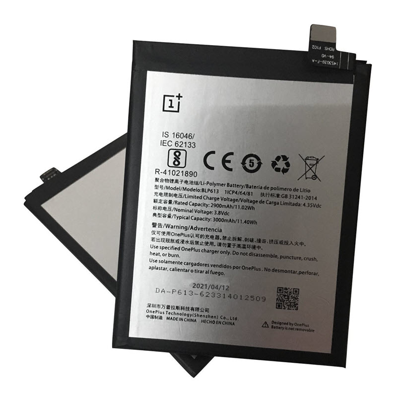 Original Replacement Battery For Oneplus 3 3t 5 5t 6 6t 7 7 Pro 7t 7t Pro (2)
