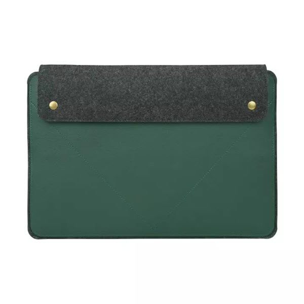 Pu Leather Ultra Slim Envelope Sleeve Bag For Macbook Air Pro 13 Inch (1)