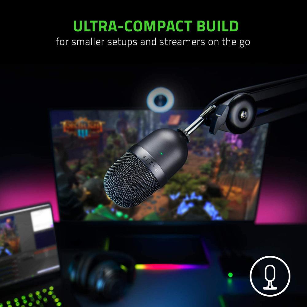 Razer Seiren Mini Usb Streaming Microphone (3)