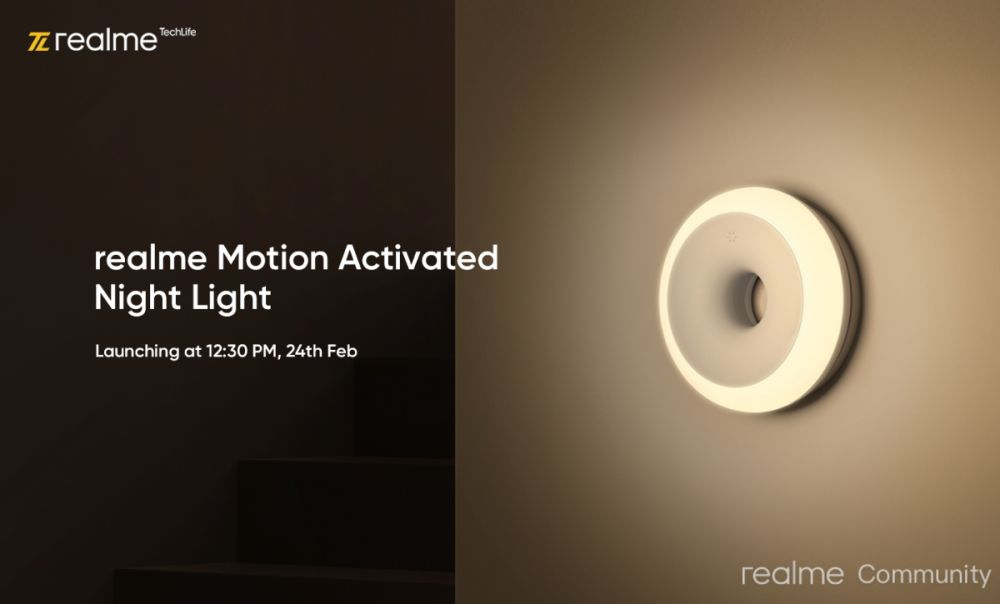 Realme Motion Activated Night Light (2)
